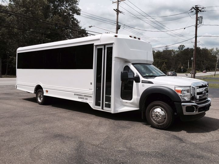Tmx 1454526078232 28 Passenger Buffalo, NY wedding transportation