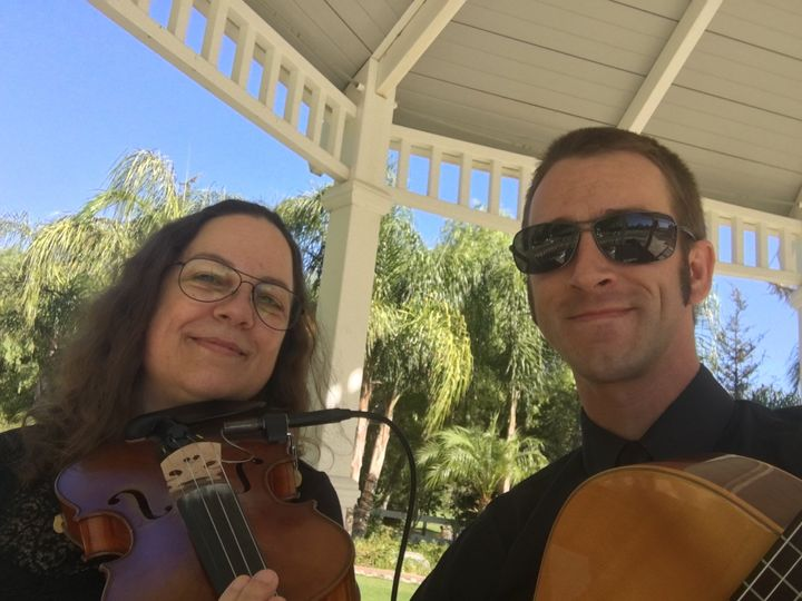Violin & Guitar Duo