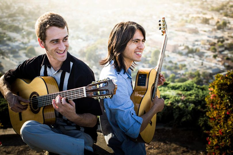 Dueling guitars over Ventura