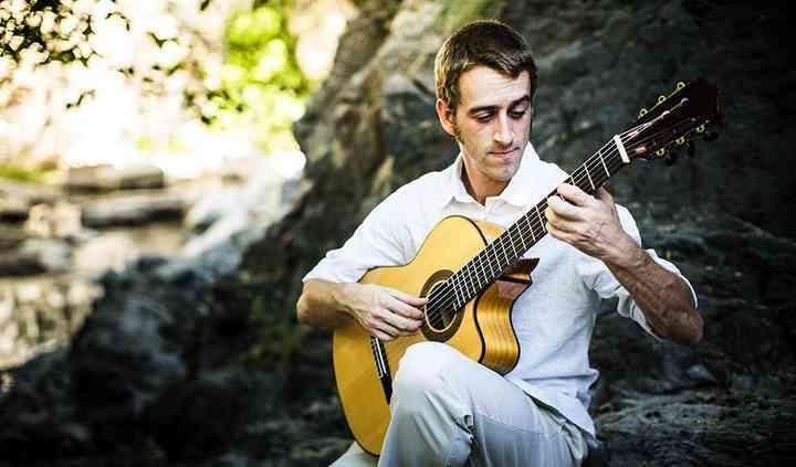 Jesse Davis Wedding Guitarist