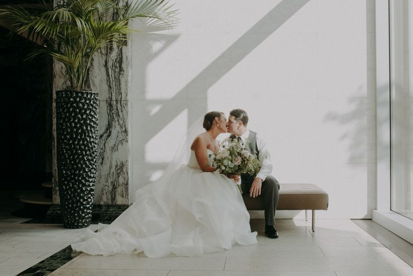 modern okc bride groom couple wedding photos elopement 51 1044605 v1