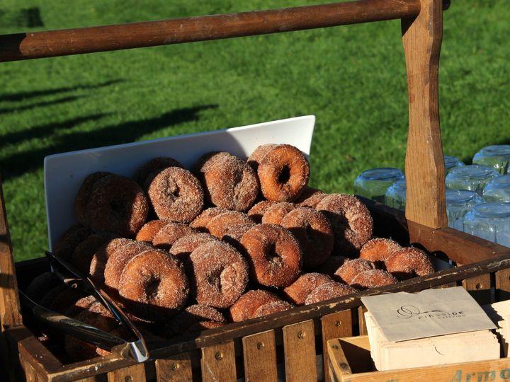 Tmx Cider Donut Stations 51 184605 Burlington wedding catering