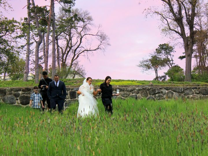 Tmx Sam With Bride 51 184605 Burlington wedding catering