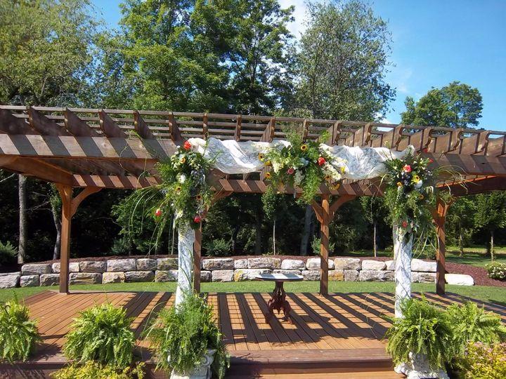 Wedding gazeboo