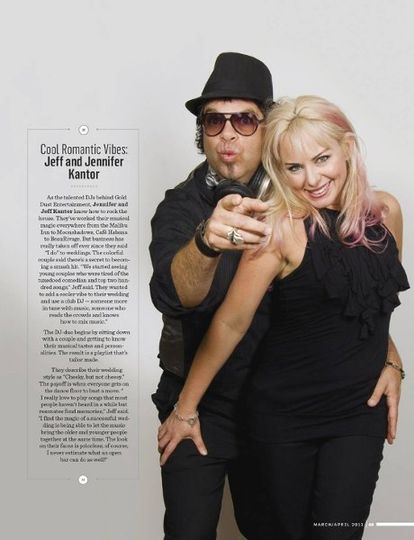 Malibu Times Magazine feature - Apr 2011