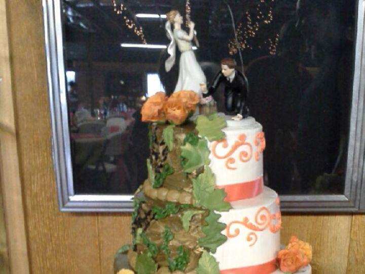 Tmx 1374851840338 Camo Cake Broken Arrow, OK wedding florist