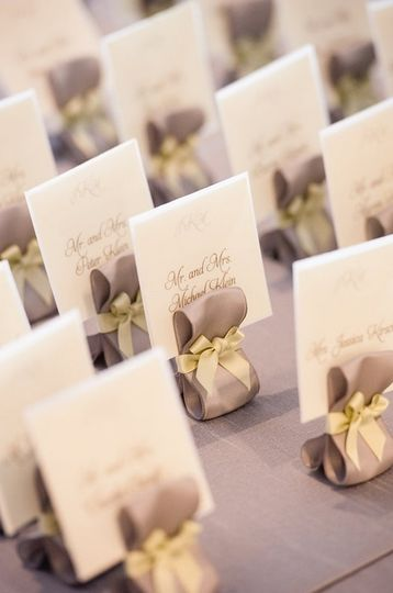 Wedding Place Cards Tags