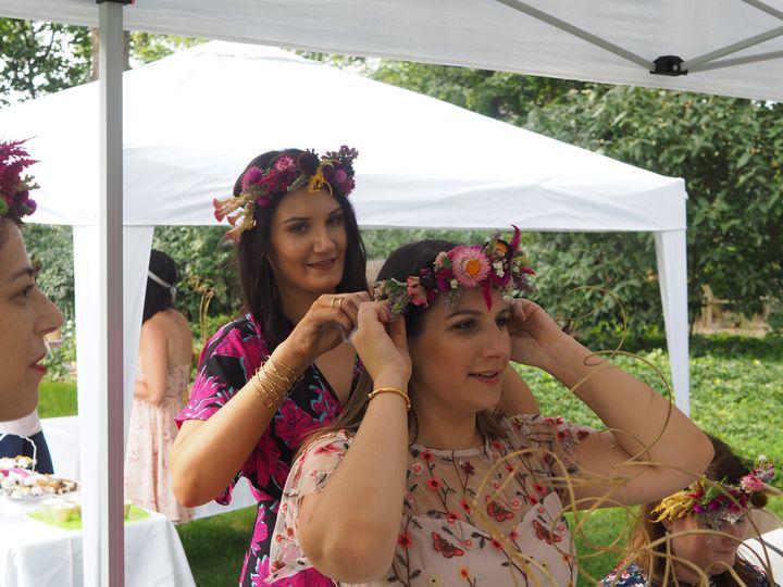 Flower Crowns--Fun Activity!