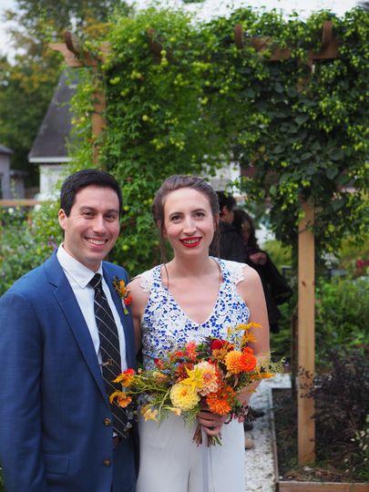 A Wedding at West Lane!