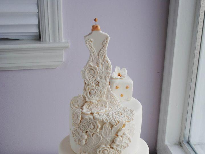 Tmx 1424895858389 11 Cresskill wedding cake