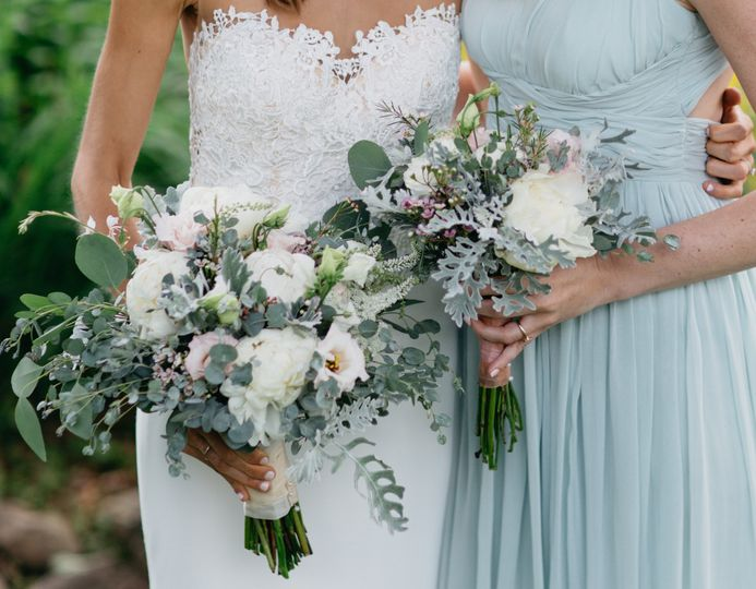Bride & Sis