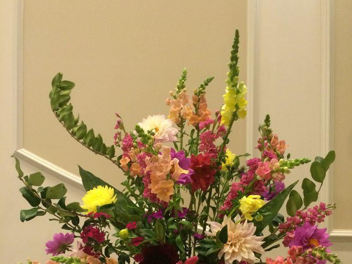 Tmx 1513023265874 Dahlia Ceremony Arrangement Burlington, VT wedding florist