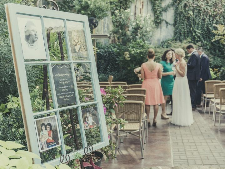 Tmx Memory Board On Our Easel 51 189605 159188432095521 Decatur, Georgia wedding venue