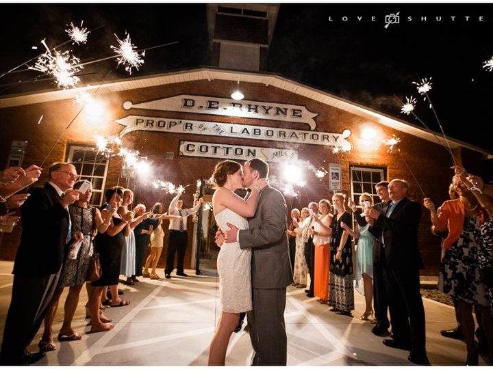Tmx 1417539277705 Sparkler Sendoff Lincolnton, North Carolina wedding venue