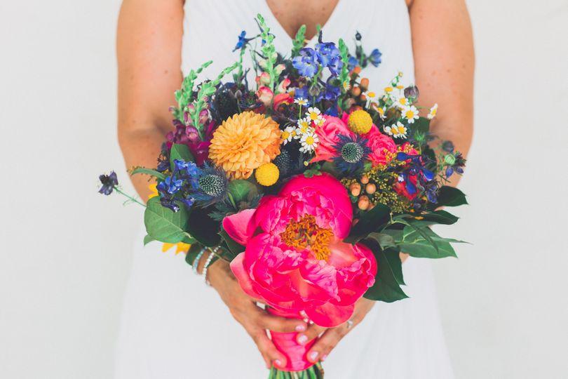 Bouquet Details