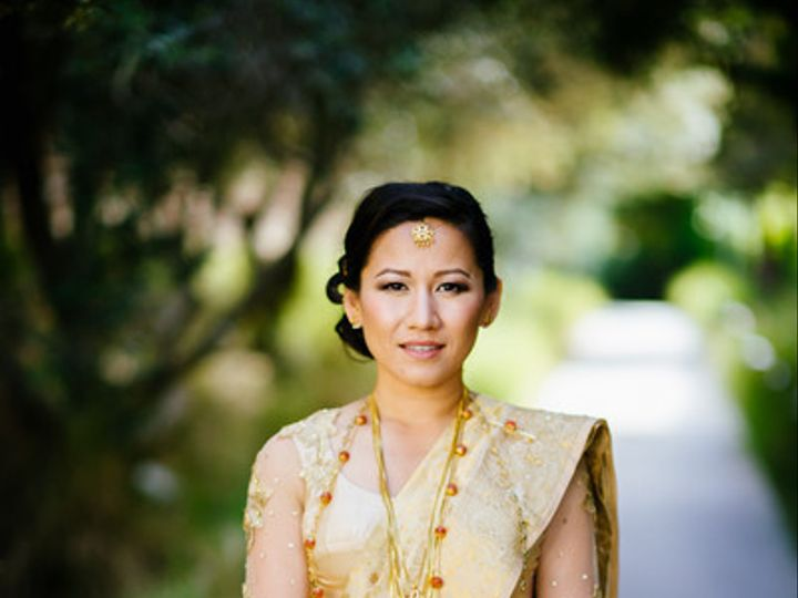 Tmx 1426098060201 Indian Bride Costa Mesa wedding beauty