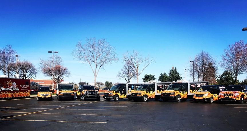 The Catering Fleet