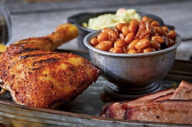 Chicken & Brisket