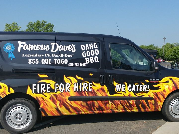 Tmx Catering Van 51 560705 North Olmsted, Ohio wedding catering
