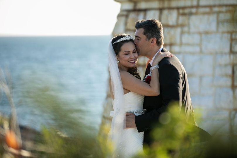 New Port wedding