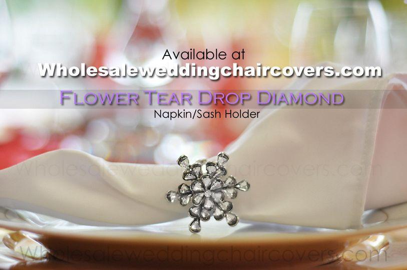 napkin flower ring holder copy