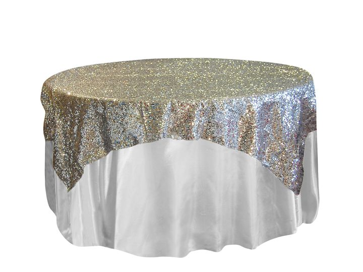 Tmx 1397055669938 Silver 72x72 Sequin Tabl Orlando wedding rental