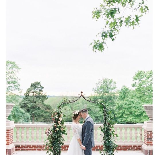 West Lawn Ceremony
