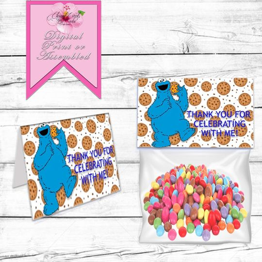 Custom Candy Bags
