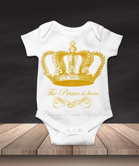 Customized Baby Onesies