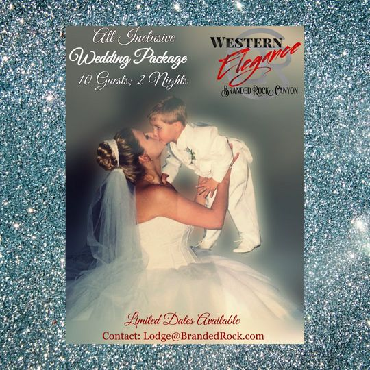 EXCLUSIVE WEDDING PACKAGE!!