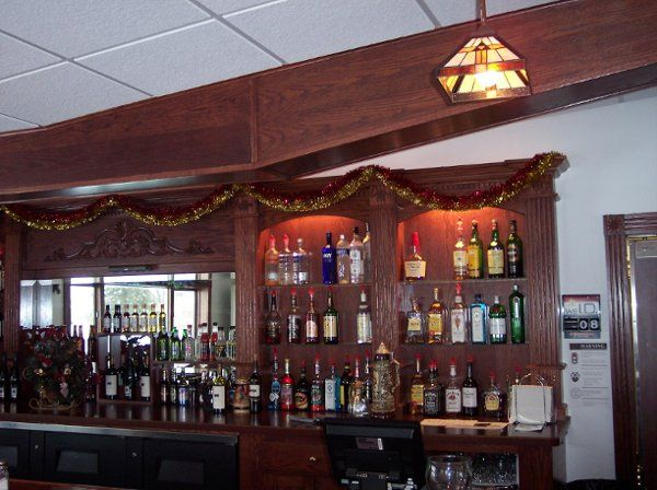 48 Foot Bar to serve all your thirsts!