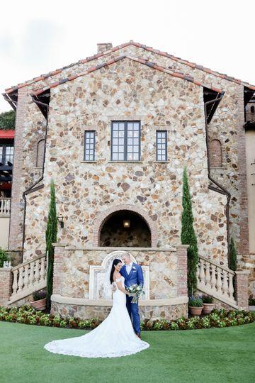 Montverde Florida Wedding
