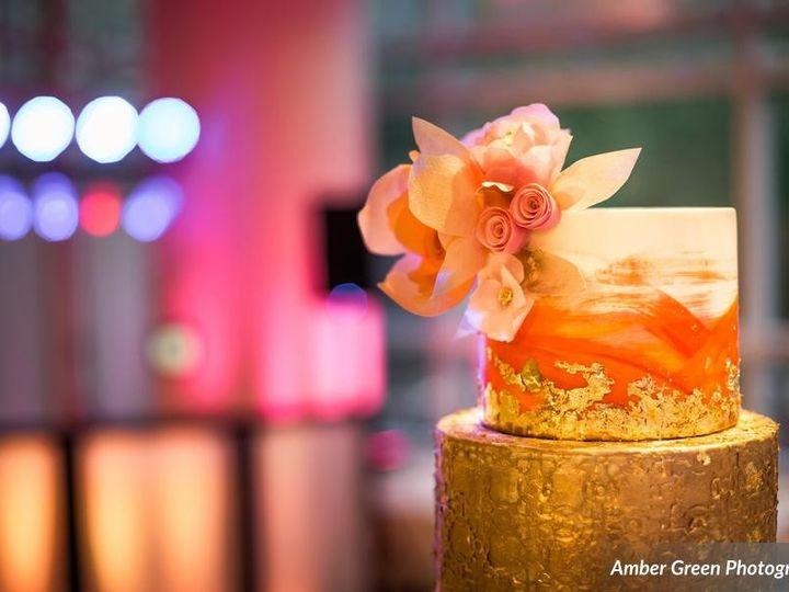 Tmx 1435017777837 Ambergreenphotographymagnoliastyledwedding480low Fenton wedding cake