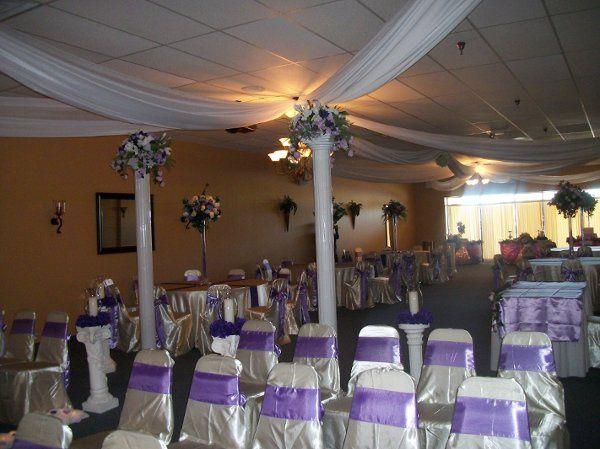 Reception and ceremony venue