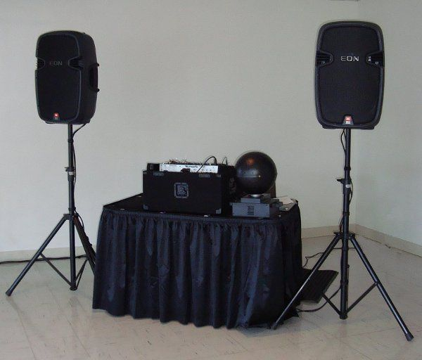 Kansas City DJ Equipment.