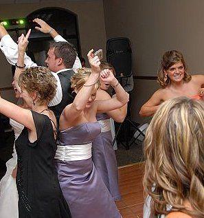 Kansas City DJ Wedding Reception.