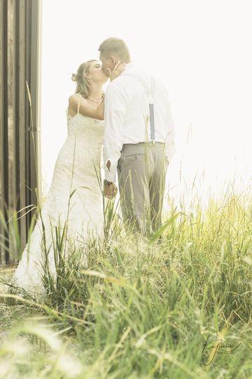 Wedding in the summer months