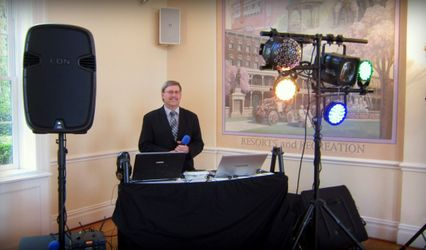 John Correll Professional Wedding DJ Services