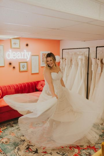 Dearly Consignment Bridal