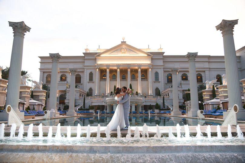 Caesars Palace Wedding Chapel