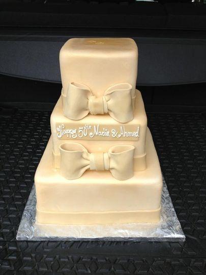 Chez Alice Gourmet Cafe & Bakery - Wedding Cake - Princeton, NJ ...