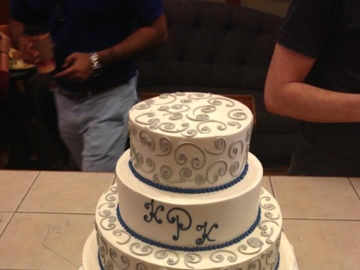 Tmx 1458333826194 53003610151155049243270915347805n Princeton wedding cake