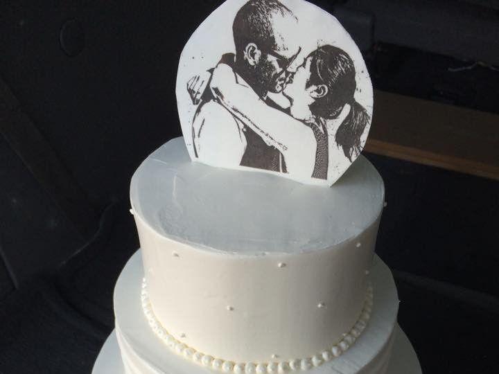 Tmx 1458333967705 Caje Princeton wedding cake