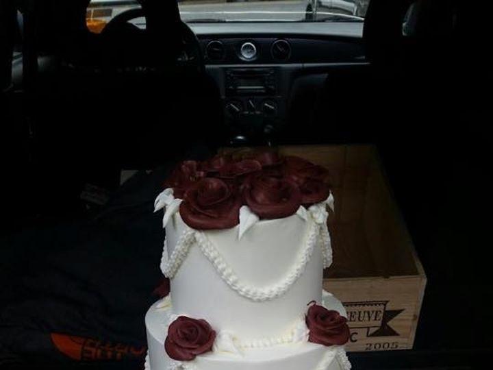 Tmx 1458333980008 Cakee Princeton wedding cake