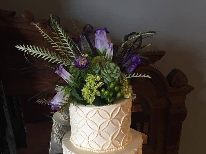Tmx 1458333984836 Cakeeeeeeeeeeee Princeton wedding cake