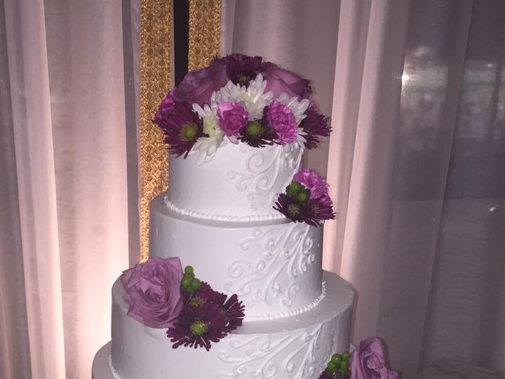 Tmx 1458333994771 Sass Cake Princeton wedding cake