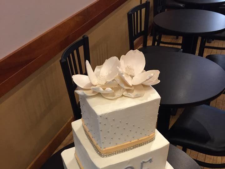 Tmx 1458334000387 Tiered Cake Princeton wedding cake