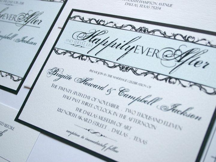 Tmx 1338816500486 Invite Dallas wedding invitation