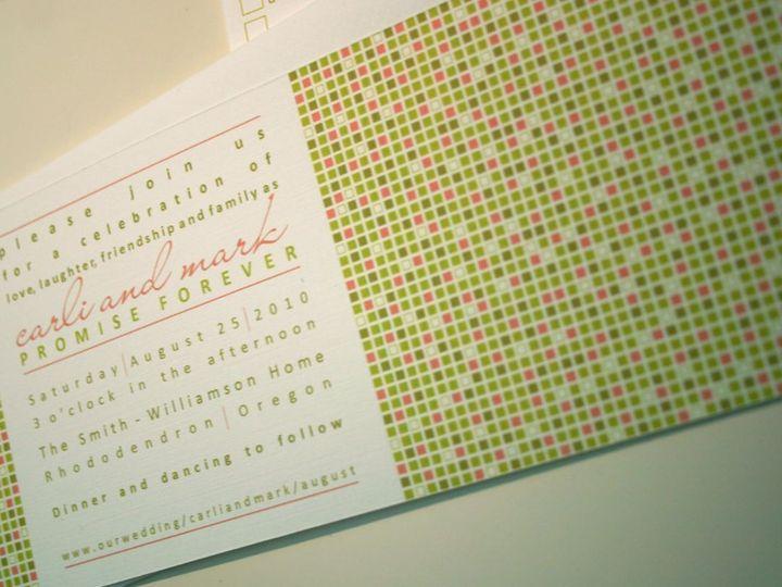 Tmx 1338816527493 Invite Dallas wedding invitation