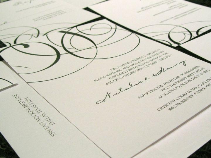 Tmx 1338816684520 1 Dallas wedding invitation
